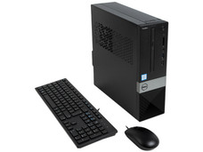 Desktop DELL Vostro 3250 SFF, CPU Intel Core i5 6400 (hasta 3.3 GHz), RAM 4GB DDR3, D.D. 1TB, Gráficos Intel HD Graphics 530, Unidad Óptica DVD±R/RW, Windows 10 Pro/Windows 7 Pro