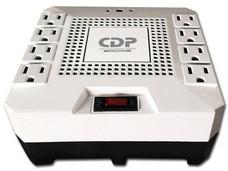 Regulador CDP, 1800VA/1000W, 8 contactos Nema 5-15R.