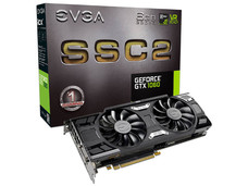 Tarjeta Gráfica NVIDIA GeForce GTX 1060 EVGA SSC2 Gaming, 6GB GDDR5, 1xHDMI, 1xDVI, 3xDisplayPort, PCI Express 3.0