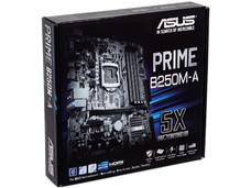 MB ASUS PRIME B250MA S1151 7A. GENERACION/4XDDR4 2133/DVI/HDMI/3XPCI 3.0/2XUSB 3.0 C/ ATX