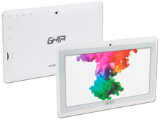 Tablet GHIA Any QUATTRO Bt (47418B): Procesador Quad-Core (1.3 GHz), Memoria RAM de 1GB, Almacenamiento 8GB, Soporta micro SD, Pantalla MultiTouch de 7