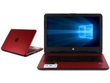 Notebook HP 14-am007la: CPU Intel Pentium N 3710 (hasta 2.56 GHz), D.D. 1TB, RAM 8GB DDR3L, Gráficos Intel HD Graphics, Pantalla 14
