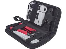 Kit de herramientas para red con 4 piezas