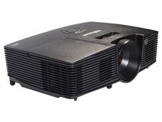 Proyector InFocus IN112XA, resolución de 800 x 600, Contraste 18000:1 y 3,500 ANSI-Lumens.