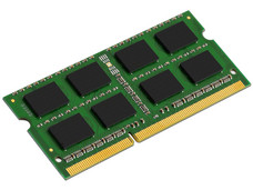 Memoria Kingston SODIMM DDR3 PC3-10600 (1333MHz) CL9, 4 GB