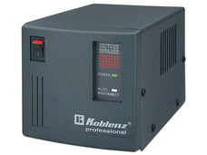Regulador Koblenz ER-2800 de 2800VA/2000W con 4 contactos.