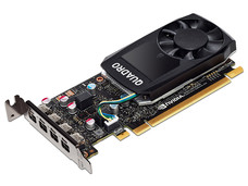 Tarjeta de Video NVIDIA QUADRO PNY P600, 2GB GDDR5, 4xMini DisplayPort, PCI Express x16 3.0.