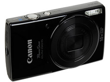 Cámara Fotográfica Digital Canon PowerShot ELPH 190 IS, 20.0 MP, Zoom Óptico 10x, Wi-Fi, NFC, Video Full HD. Color Negro.