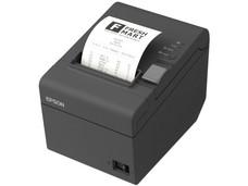 Impresora Térmica Epson TMT-T20-II.  USB/Serial.