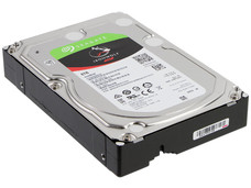 Disco Duro Seagate IronWolf 8TB, Caché 256MB, 7200 RPM, SATA III (6.0 Gb/s) para NAS.