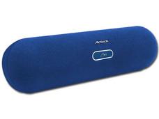 Bocina portátil Acteck Xplotion PL-300, recargable, manos libres, Bluetooth, NFC. Color Azul.