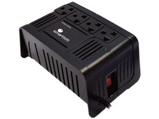 Regulador Smartbitt 1200VA/600W con 4 contactos.