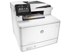 Multifuncional HP Color LaserJet Pro MFP M477fdw impresora, copiadora, escáner, Fax, Wi-Fi, Ethernet, USB.