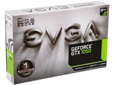 Tarjeta Gráfica NVIDIA EVGA GeForce GTX 1050 GAMING, 2GB GDDR5, 1xHDMI, 1xDVI, 1xDisplayPort, PCI Express x16 3.0