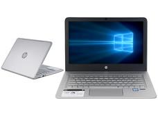 Notebook HP ENVY 13-d003la: CPU Intel Core i5 6200U (hasta 2.8 GHz), SSD 256GB, RAM 4GB LPDDR3, Gráficos Intel HD Graphics 520, Pantalla 13.3