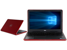 Notebook DELL Inspiron 15-5567: CPU Intel Core i7 7500U (hasta 3.50 GHz), D.D. 1TB, RAM 8GB DDR4, Gráficos AMD Radeon R7 M445, Pantalla 15.6