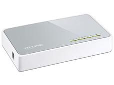Switch TP-LINK de 8 Puertos, 10/100 Mbps.