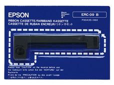 Cinta de Impresión Epson Negra, Modelo: ERC-09B.