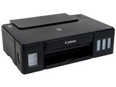 Impresora Canon PIXMA G1100, Resolución hasta 4800 x 1200 dpi, sistema de tanque de tinta, USB.