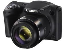 Cámara Fotográfica Digital Canon PowerShot SX420 IS , 20 MP, Zoom Óptico 42x, Video 1280 x 720, Wi-Fi y NFC.