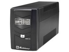 UPS con regulador Koblenz 9011 USB/R, 900 VA/ 480 W con 6 conexiones Nema 5-15R.