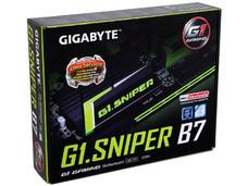 T. Madre Gigabyte G1.Sniper B7, ChipSet Intel B150 Exp., Soporta: Core i7/i5/i3/Pentium de Socket 1151, Memoria: DDR4 2133 MHz, 64GB Max, Integrado: Audio HD, Red, USB 3.0 y SATA 3.0, ATX, Ptos: 2xPCIEX16, 2xPCIEX1, 2xPCI