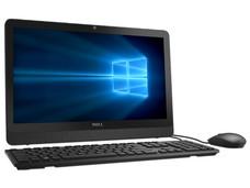 All in One DELL Inspiron 20 3052, CPU Intel Pentium N 3700 (Hasta 2.40 GHz), RAM 4GB DDR3L, D.D. 1TB, Gráficos Intel HD Graphics, Pantalla 19.5