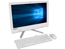 All in One Lenovo IdeaCentre 300-22ACL, CPU AMD A6 7310 (hasta 2.4 GHz), RAM 4GB DDR3L, D.D. 1TB, Gráficos Radeon R4 Graphics, Pantalla 21.5