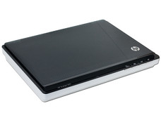 Escáner de cama plana HP Scanjet 300, 48 bits, hasta 4800 ppp.