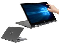 Notebook DELL Inspiron 15-5578: CPU Intel Core i7 7500U (hasta 3.5 GHz), D.D. 1TB, RAM 8GB DDR4, Gráficos Intel HD Graphics 620, Pantalla 15.6