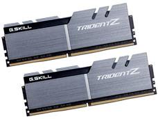 Memoria G.Skill Trident Z DDR4 PC4-25600 (3200MHz), CL16, 16GB (2 x 8GB), Kit con dos piezas de 8GB.