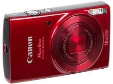 Cámara Fotográfica Digital Canon PowerShot ELPH 190 IS, 20.0 MP, Zoom Óptico 10x, Wi-Fi, NFC, Video Full HD. Color Rojo.