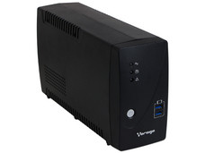 No-Break Vorago de 800VA/480W con 4 contactos.