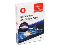 Bitdefender Antivirus Plus 2018 1 año (1 Usuario)