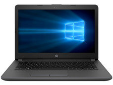 Notebook HP 240: CPU Intel Core i3 6006U (2.00 GHz), D.D. 500GB, RAM 4GB DDR4, Gráficos HD Graphics 520, Pantalla 14