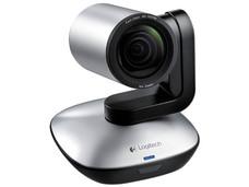 Cámara Web Logitech PTZ Pro Camera, Video Full HD 1080p, USB.