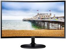 Monitor Curvo Samsung LC24F390FHLXZX de 23.5