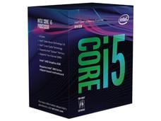 Procesador Intel Core i5-8400 de Octava Generación, 2.8 GHz (hasta 4.0 GHz) con Intel UHD Graphics 630, Socket 1151, Caché 9 MB, Six-Core, 14nm.