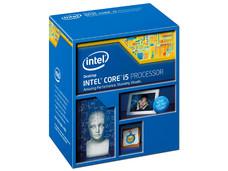 Procesador Intel Core i5-4460 de Cuarta Generación, 3.2 GHz (hasta 3.4 GHz) con Intel HD Graphics 4600, Socket 1150, Caché 6 MB, Quad-Core, 22nm.