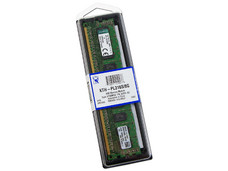Memoria Kingston DDR3 PC3-12800 (1600 MHz) 8GB, CL11, ECC, para equipos Hp.