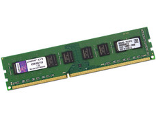 Memoria Kingston DDR3 PC3-12800 (1600 MHz) CL11, 8 GB.