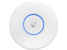 Access Point Ubiquiti Networks UAP-AC-LITE, doble banda de 2.4 y 5 GHz, PoE, hasta 867 Mbps.