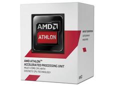 Procesador (APU) AMD Athlon 5350 a 2.0 GHz con Gráficos Radeon HD 8400, Socket AM1, Quad-Core, 25W.
