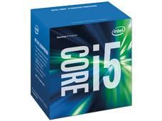 Procesador Intel Core i5-7600 de Séptima Generación, 3.5 GHz con Intel HD Graphics 630, Socket 1151, Caché 6 MB, Quad-Core, 14nm.