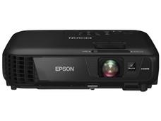 Proyector Epson PowerLite S31+, resolución de 800 x 600, Contraste 15,000:1 y 3,200 ANSI-Lumens.