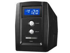 No-Break CyberPower, 750VA/420Watts, 6 contactos.