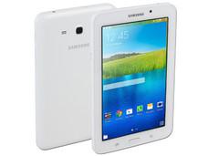 Tablet Samsung Galaxy Tab E con Android 4.4, Wi-Fi, 2 Cámaras, Pantalla LED Multitouch de 7