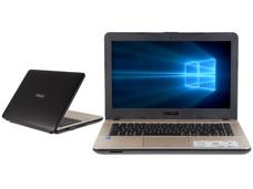 Notebook ASUS VivoBook Max X441NA: CPU Intel Celeron N 3350 (hasta 2.40 GHz), D.D. 500GB, RAM 4GB DDR3L, Gráficos Intel HD Graphics 500, Pantalla 14