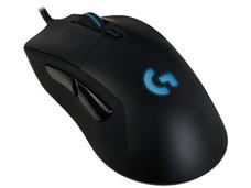 Mouse Gamer Logitech Prodigy G403, 200 – 12,000 dpi, 6 botones programables, USB 2.0.