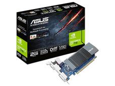 Tarjeta Gráfica NVIDIA GeForce GT 710 ASUS, 2GB GDDR5, 1xHDMI, 1xDVI, 1xVGA, PCI Express 2.0.